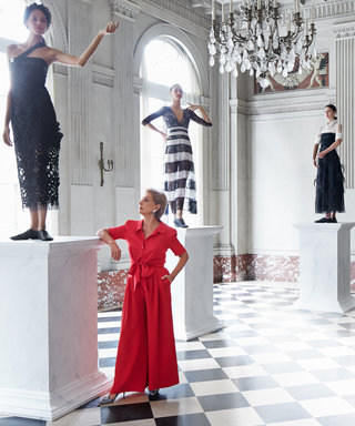 Carolina Herrera Talks Timeless Style and Building Her Fashion Empire