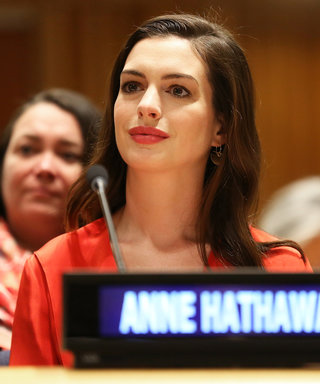 Anne Hathaway's Adorable Son Just Made His Instagram Debut