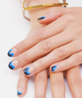 Nail Art Know How: Making Waves