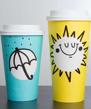 Prepare to Freak Out Over Starbucks's First-Ever Spring Cups