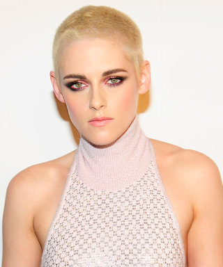 Kristen Stewart Wanted to Shave Her Head a Long Time Ago