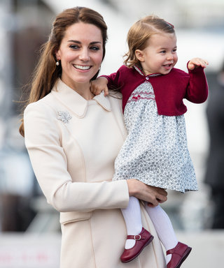 "2-Year-Old Princess Charlotte Is Already ""the One in Charge"" at Home"