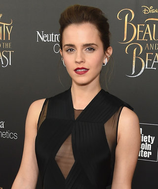 Emma Watson's Unexpected Sexy, Sheer Look Will Take Your Breath Away