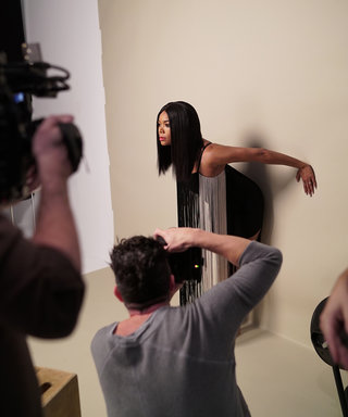Behind-the-Scenes at Gabrielle Union's Flawless Haircare Campaign Shoot