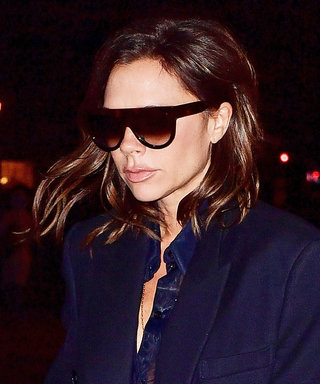 Victoria Beckham's Outfit Has a Secret Surprise