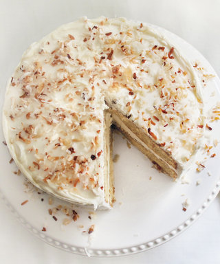 A Coconut Cake Recipe That'll Impress Your Non-Vegan Friends