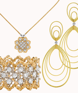 Buccellati Fine Jewellery Finally Arrives at Net-a-Porter