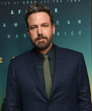 Ben Affleck Speaks Out About Being Treated For Alcohol Addiction