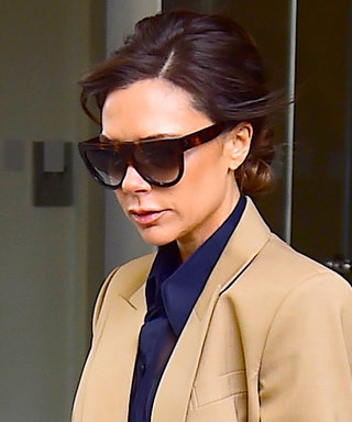 Victoria Beckham Wore Platform Stilettos the Day After a Blizzard