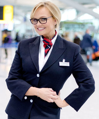 Emma Bunton Played the Best Spice Girls Prank Ever on Airport Travelers