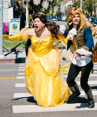 Beauty and the Beast Is Glorious Even When Performed by James Corden on a Crosswalk