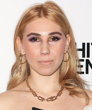Zosia Mamet Steps Out in Her Best Look Ever