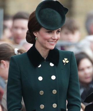 Kate Middleton's St. Patrick's Day Outfit This Year Is More Regal Than Ever
