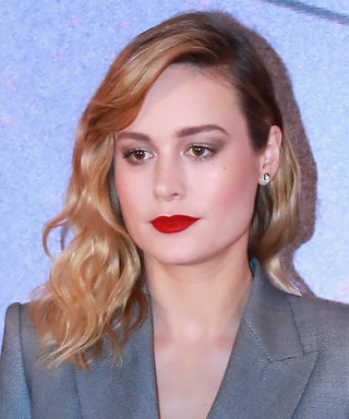 Brie Larson's Power Suit Is What Fashion Dreams Are Made Of