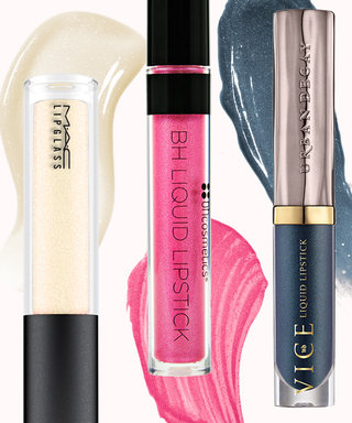 Shine Brighter Than a Diamond with These New Liquid Metallic Lipsticks