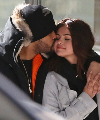 Selena Gomez and The Weeknd Can't Keep Their Hands to Themselves
