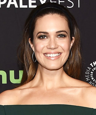 Mandy Moore's Back at It Again With the Stunning Red Carpet Look