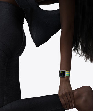 Apple Just Debuted These Springy New Watch Bands