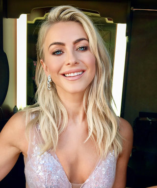 Get All the Details on Julianne Hough's Stunning DWTS Look