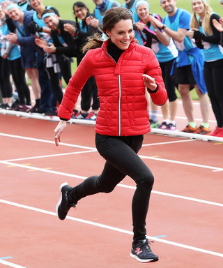 Even Sporty Kate Middleton Is the Picture of Elegance in Stylish Kicks