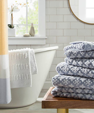 The Best Bath Towels for Snuggling Up Post-Shower