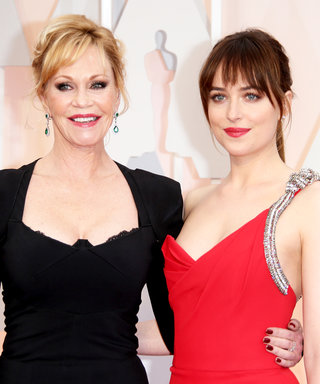 Lunch with Dakota Johnson and Melanie Griffith Is No Drab Affair