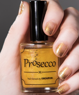 You Can Now Get Nail Varnish That Tastes Like Prosecco