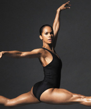 5 Exercises for a Strong, Sculpted Ballerina Body, Straight From Misty Copeland