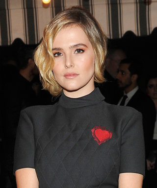 How Zoey Deutch Toughens Up Ultra-Femme Fashion