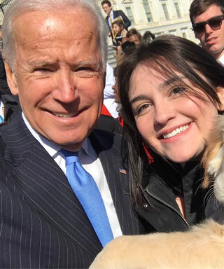 Joe Biden Just Met a Puppy Named Joe Biden and Cuteness Ensued