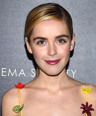 Kiernan Shipka's Dress = the 70s Revival of Our Dreams