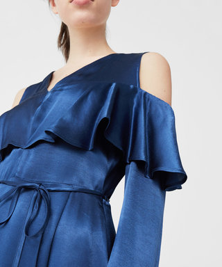 Every One of These Spring Dresses Is on Sale at Mango
