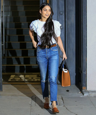 Where to Buy the Exact Step-Hem Jeans Celebrities Are Wearing