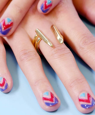 Nail Art Know How: Strong Point