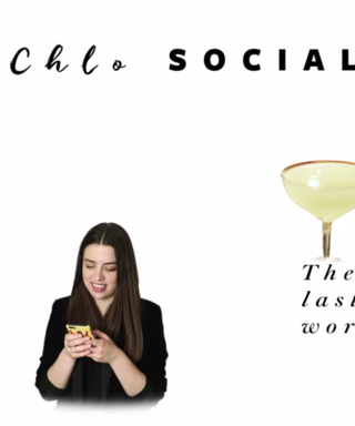 Chlo Social: This Is The Cocktail You Should Order To Impress On A First Date