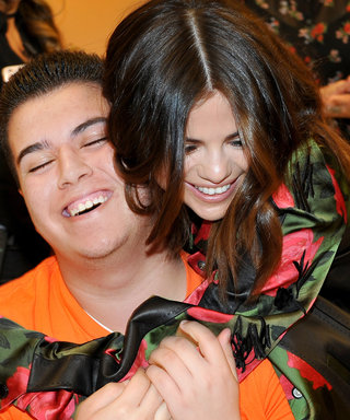Selena Gomez Suprised These High School Students with Herself and We're So Jealous