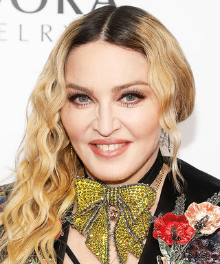 Madonna Stripped Down for Her Latest Selfies