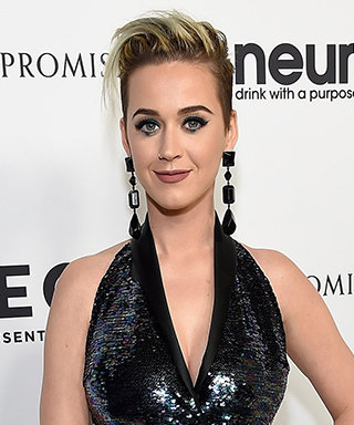 Katy Perry Partied With Elton John on His 70th Birthday