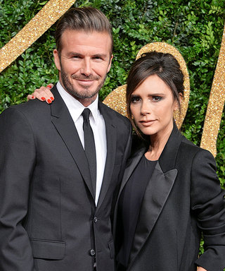 Victoria Beckham Posted a Hilariously Embarrassing Instagram of David Beckham