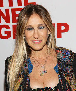 Sarah Jessica Parker Was Every Mom on Her Son's Last Day of School