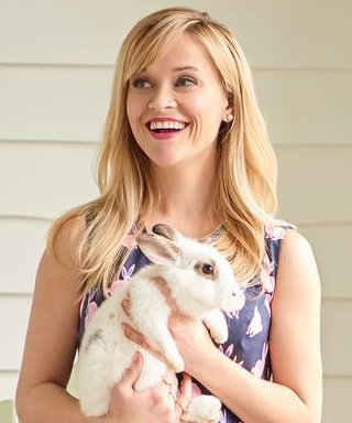 Reese Witherspoon Launches New Draper James Bunny Collection Just in Time for Easter