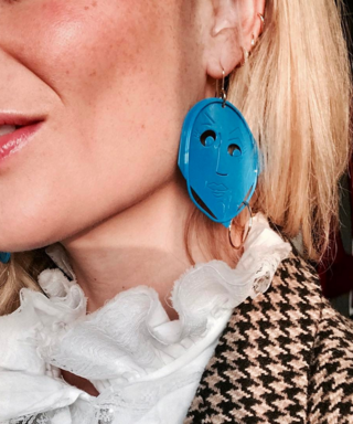 Why Earrings Are The New 'It' Bag