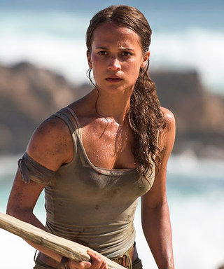 Alicia Vikander Looks So Fierce as Lara Croft in New Tomb Raider Photos