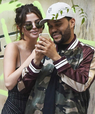 Selena Gomez and The Weeknd Are Officially Cool with PDA