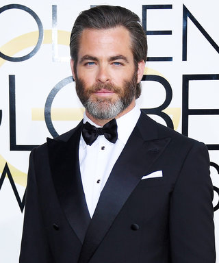 Chris Pine Got Rid of His Prince Charming Hair