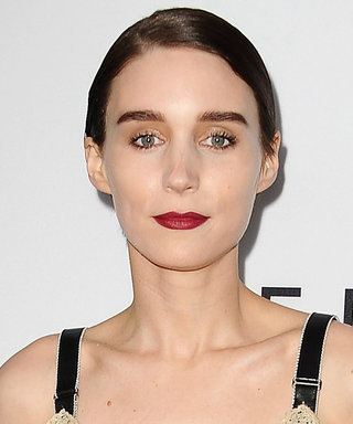 You Have to See Rooney Mara's Lingerie-Inspired Dress