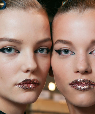 Glitter Lips: This Is Why You Have To Try This Super Hot Makeup Trend