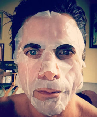 A Running List of the Hottest Celebrity Guys Wearing Face Masks