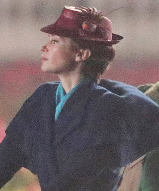 Emily Blunt's Transformation AsMary Poppins Is Practically Perfect