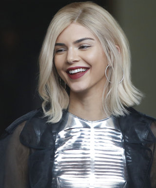 Look How Cute Kendall Jenner Is As A Blonde